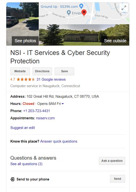 NSI Google Business 1