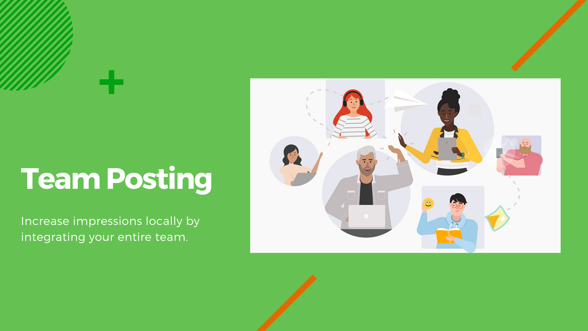 Team Posting is Better [LinkedIn Breakthroughs]