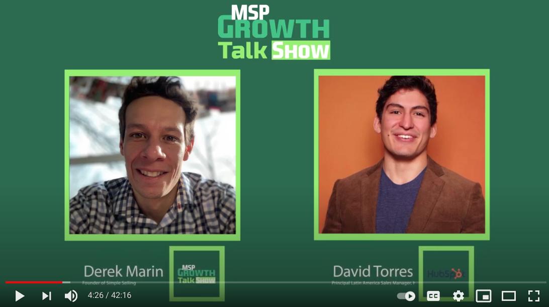 David Torres [Closer Interview Series]